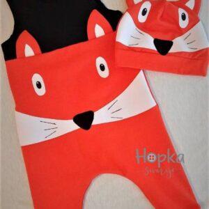 Otroški pajac lisica Hopka-2