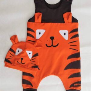 Otroški pajacek tiger Hopka