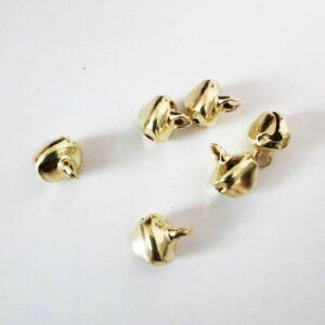 Zlati kraguljčki 10mm Hopka