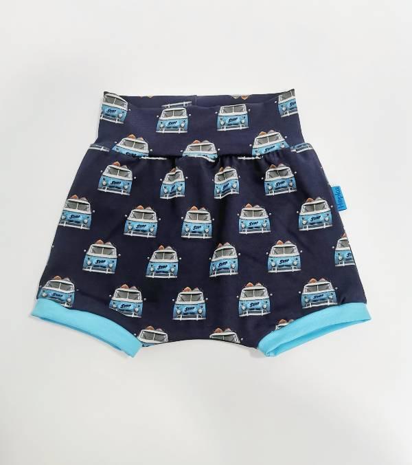 Kratke baggy hlače Medy, Vintage Hopka