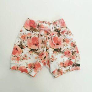 Kratke hlače hibiskus Hopka