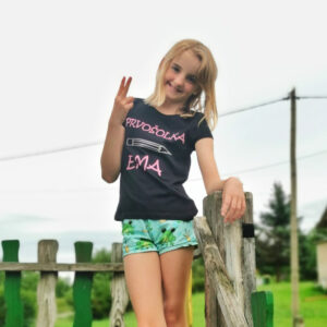 Prvošolska majica Hopka