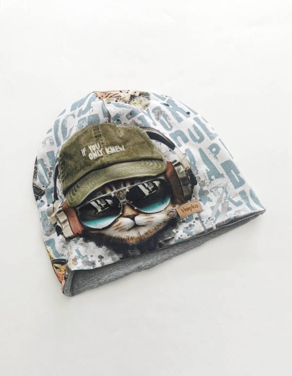 Kapa cool mačke Hopka